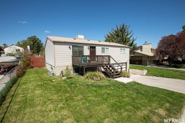 5854 S Westbench Dr, Kearns, UT 84118 (MLS #1740228) :: Summit Sotheby's International Realty