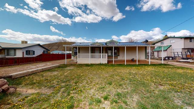 346 E 300 S S, Duchesne, UT 84021 (MLS #1740234) :: Summit Sotheby's International Realty