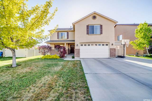 493 S 2920 W, Lehi, UT 84043 (#1740239) :: Black Diamond Realty