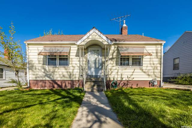2870 Jackson Ave, Ogden, UT 84403 (#1740255) :: Big Key Real Estate