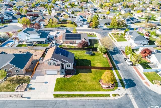 4702 W Copper Brook Cir., West Jordan, UT 84088 (#1740263) :: Bustos Real Estate | Keller Williams Utah Realtors