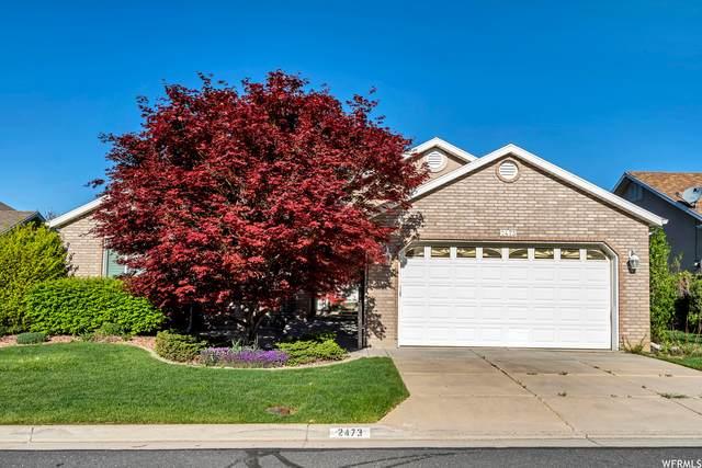 2473 N 525 E, North Ogden, UT 84414 (#1740270) :: Big Key Real Estate