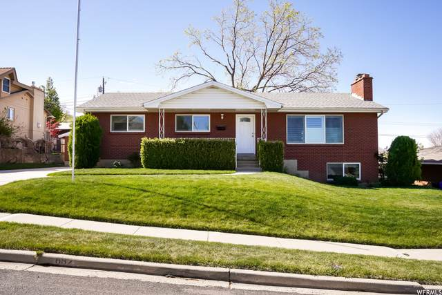 682 E 100 N, Bountiful, UT 84010 (#1740271) :: The Perry Group