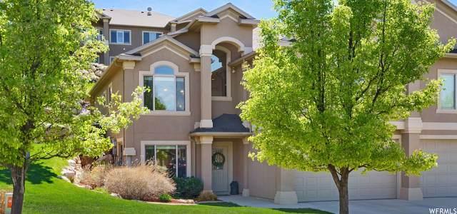 262 Edgemont Dr, North Salt Lake, UT 84054 (#1740273) :: Big Key Real Estate