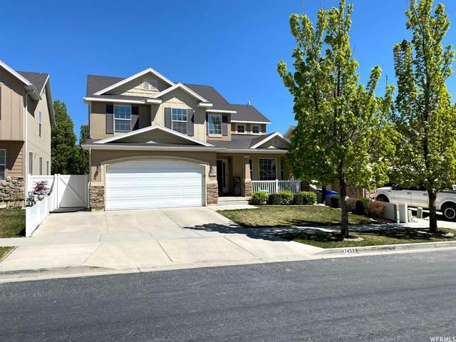 7453 Mesa Maple Dr, West Jordan, UT 84081 (#1740277) :: Utah Best Real Estate Team | Century 21 Everest