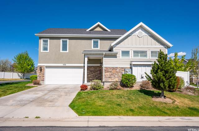 122 E Mahogany View Ct, Draper, UT 84020 (#1740280) :: The Perry Group