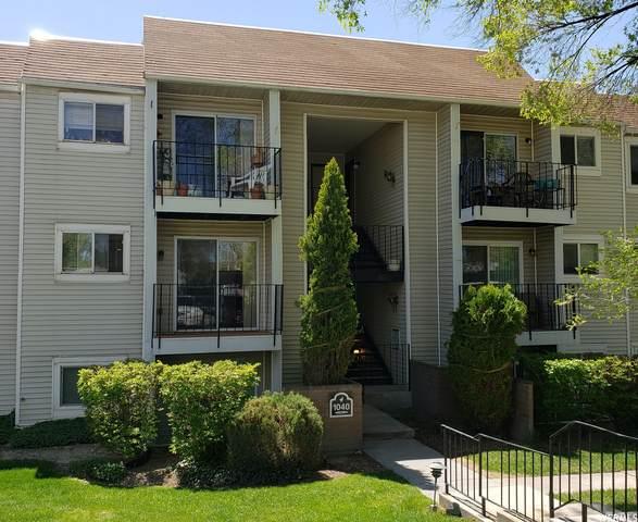 1040 E Quail Park Dr C, Millcreek, UT 84117 (#1740281) :: Big Key Real Estate