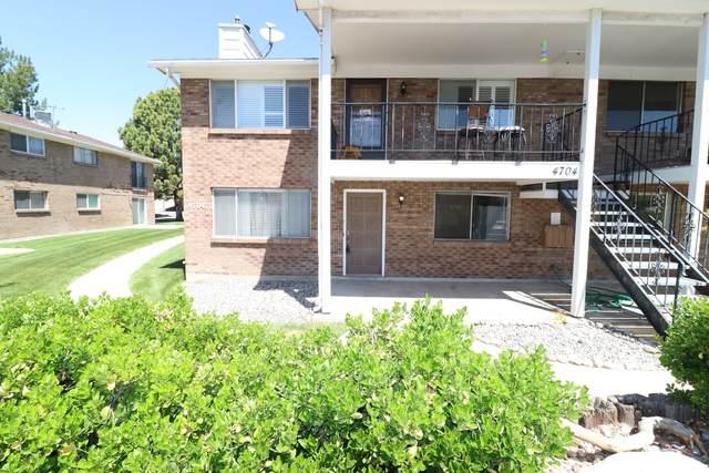 4704 S 700 E #8, Salt Lake City, UT 84107 (#1740289) :: Big Key Real Estate