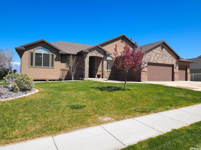 3856 S Lake Mountain Dr. Dr. W, Saratoga Springs, UT 84045 (MLS #1740291) :: Summit Sotheby's International Realty