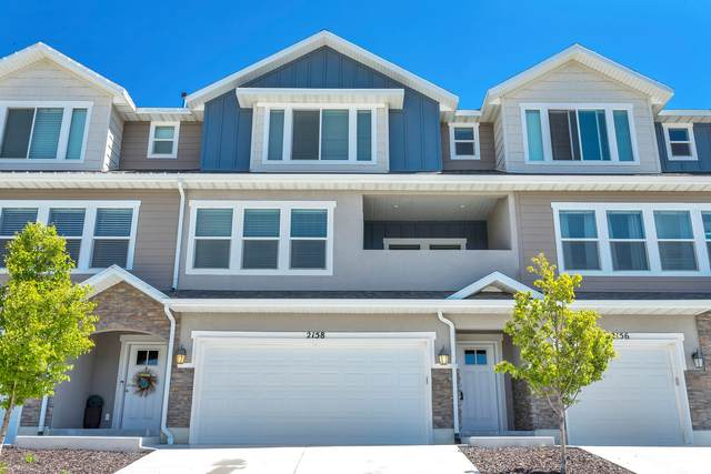 2158 W Crestview Dr N, Lehi, UT 84043 (#1740295) :: Big Key Real Estate