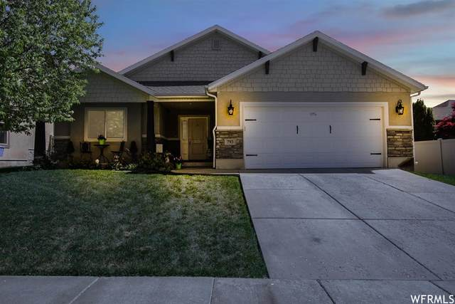 793 E 2025 N, North Ogden, UT 84414 (#1740300) :: goBE Realty