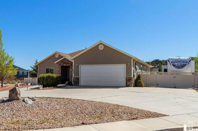 1065 S Laurie Ln, Cedar City, UT 84720 (#1740311) :: Black Diamond Realty