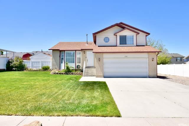 9352 S Teton Estates Dr, West Jordan, UT 84088 (#1740314) :: Utah Dream Properties