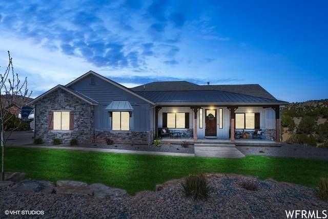 535 Trailridge Dr, Coalville, UT 84017 (MLS #1740327) :: High Country Properties