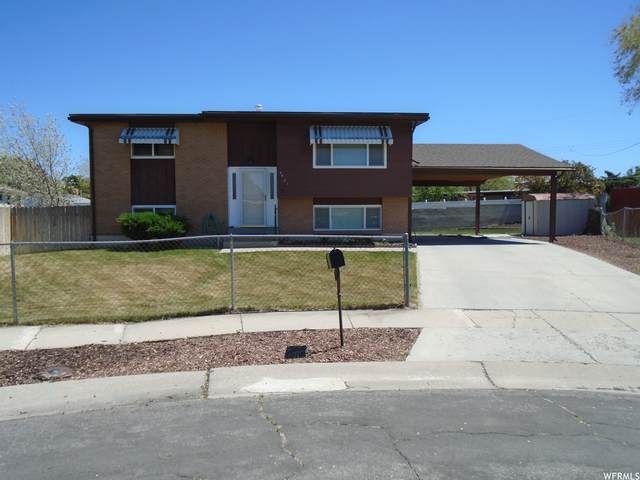 3621 S May Cir, West Valley City, UT 84120 (#1740328) :: Colemere Realty Associates