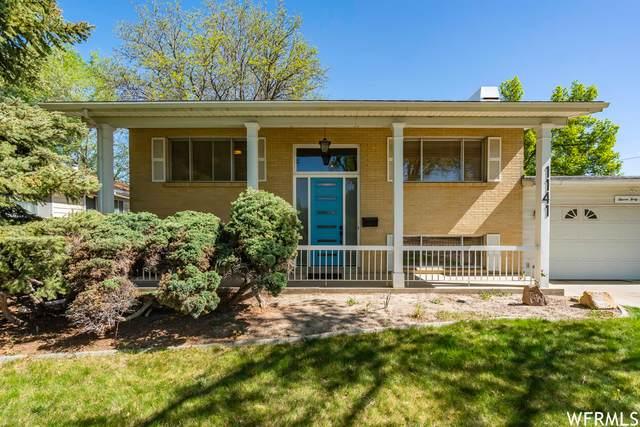 1141 E Chevy Chase Dr, Salt Lake City, UT 84117 (#1740335) :: Big Key Real Estate