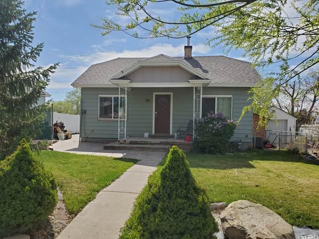 20 Park Ave, Tooele, UT 84074 (#1740342) :: Big Key Real Estate