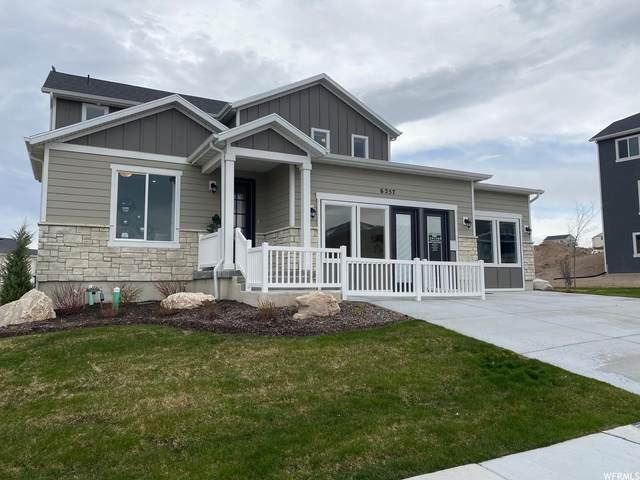6307 S Echomount Rd W #250, West Valley City, UT 84081 (MLS #1740347) :: Summit Sotheby's International Realty