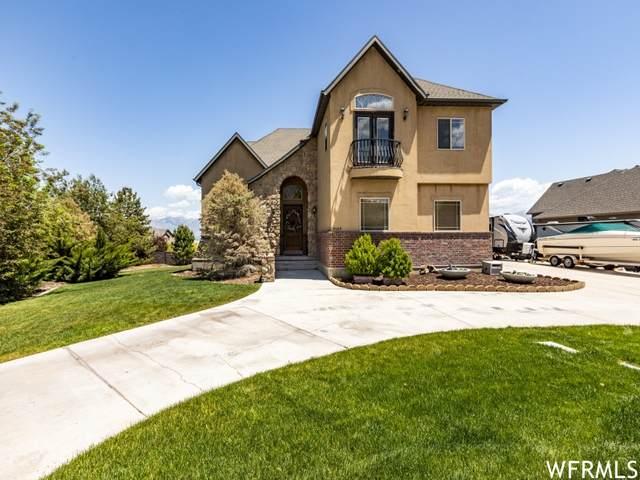 4064 S Sandpiper Ln, Saratoga Springs, UT 84045 (#1740352) :: Pearson & Associates Real Estate