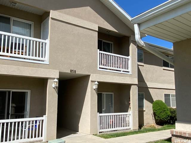 858 E 3950 S D, Salt Lake City, UT 84107 (#1740355) :: Utah Dream Properties