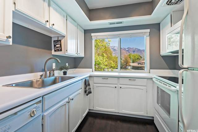 5764 S Waterbury Way E #I, Salt Lake City, UT 84121 (#1740358) :: Big Key Real Estate