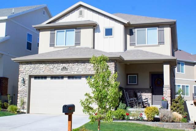 14344 S Ashvale Dr, Herriman, UT 84096 (#1740366) :: Big Key Real Estate