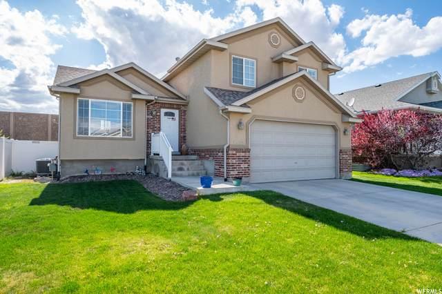 12462 S Homeland Dr, Herriman, UT 84096 (#1740367) :: Big Key Real Estate