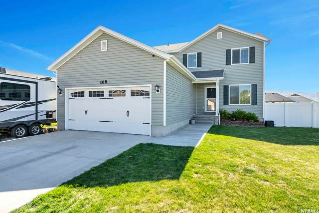 168 S Ranch Rd, Grantsville, UT 84029 (#1740370) :: Red Sign Team