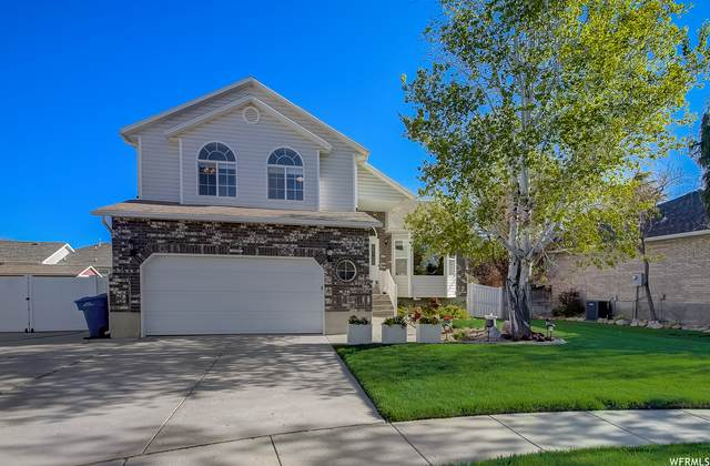1325 W Magnolia Tree Cir S, West Jordan, UT 84084 (#1740371) :: Big Key Real Estate