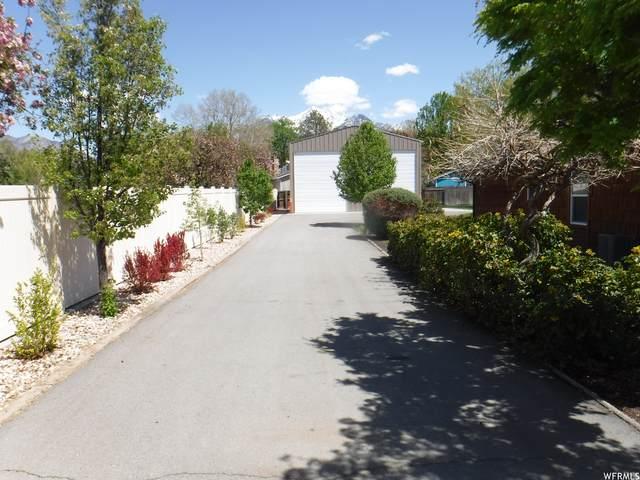 8527 S 1000 E, Sandy, UT 84094 (#1740375) :: Gurr Real Estate