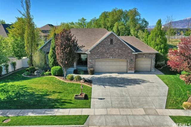 168 N Vista View Dr W, Kaysville, UT 84037 (#1740383) :: Red Sign Team