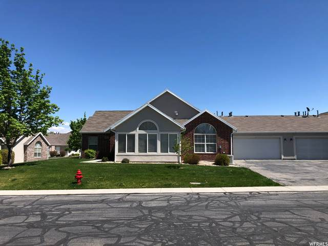 3261 S Hunter Villa Ln W B, West Valley City, UT 84128 (MLS #1740390) :: Summit Sotheby's International Realty