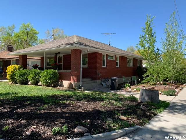 637 E Kensington Ave, Salt Lake City, UT 84105 (#1740398) :: Utah Dream Properties