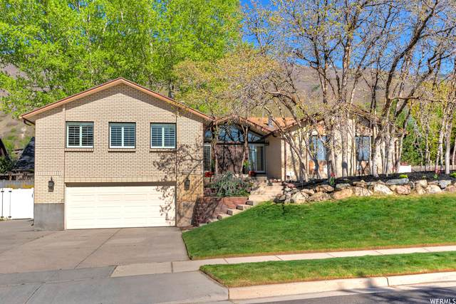 8119 S Short Hills Dr, Salt Lake City, UT 84121 (#1740400) :: Black Diamond Realty