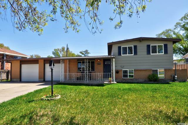 3291 S 4440 W, West Valley City, UT 84120 (MLS #1740401) :: Summit Sotheby's International Realty