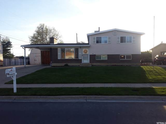 2368 S 1950 W, Syracuse, UT 84075 (#1740406) :: Big Key Real Estate