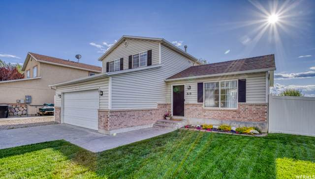 819 N 150 W, Springville, UT 84663 (MLS #1740429) :: Summit Sotheby's International Realty