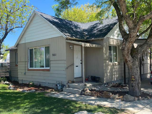 7651 S 2200 W, West Jordan, UT 84084 (#1740430) :: Big Key Real Estate