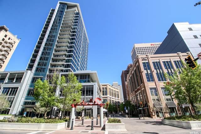 35 E 100 S #1706, Salt Lake City, UT 84111 (#1740434) :: The Perry Group