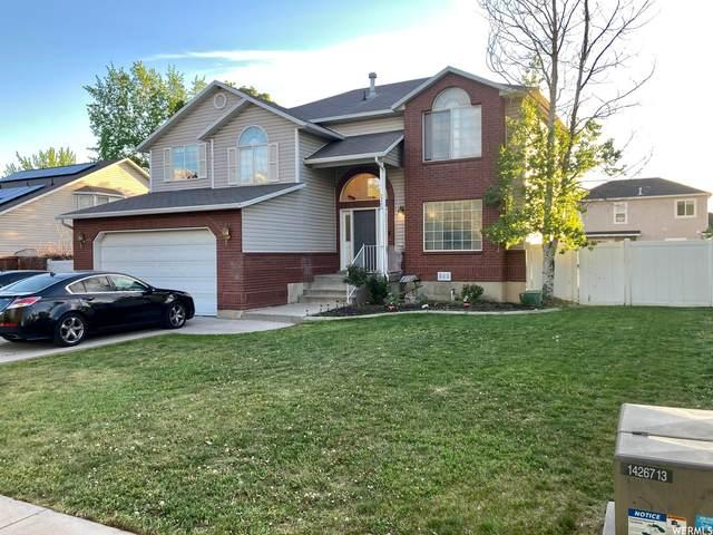 7760 Devin Pl, Midvale, UT 84047 (#1740435) :: Big Key Real Estate