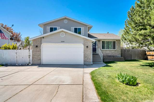 4449 W 6060 S, Salt Lake City, UT 84118 (MLS #1740437) :: Summit Sotheby's International Realty