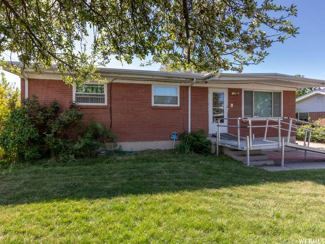 3538 S 6935 W, West Valley City, UT 84128 (#1740446) :: Big Key Real Estate