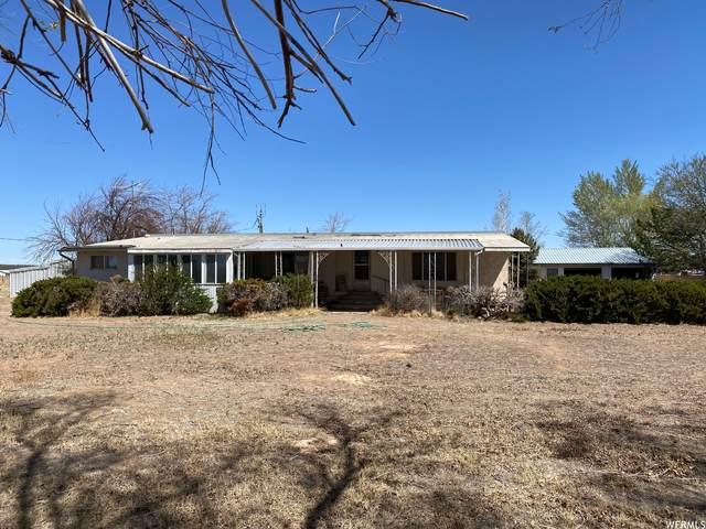 3400 W Midvalley Rd, Cedar City, UT 84721 (#1740449) :: Big Key Real Estate