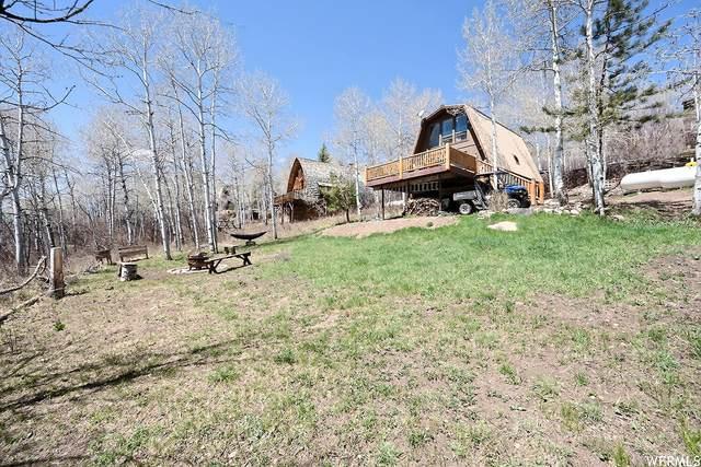6792 Comanche Pass #122, Oakley, UT 84055 (#1740450) :: Big Key Real Estate