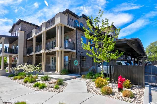 2369 E Murray Holladay Rd S #101, Salt Lake City, UT 84117 (#1740452) :: Big Key Real Estate