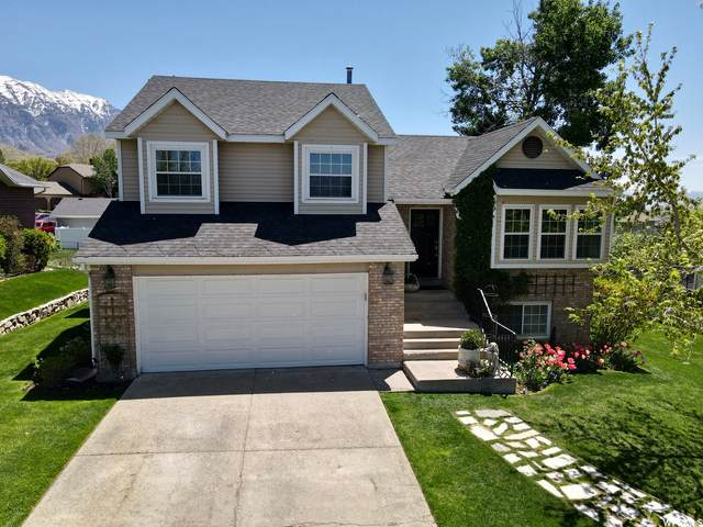 1896 N 400 E, Orem, UT 84097 (#1740453) :: Black Diamond Realty