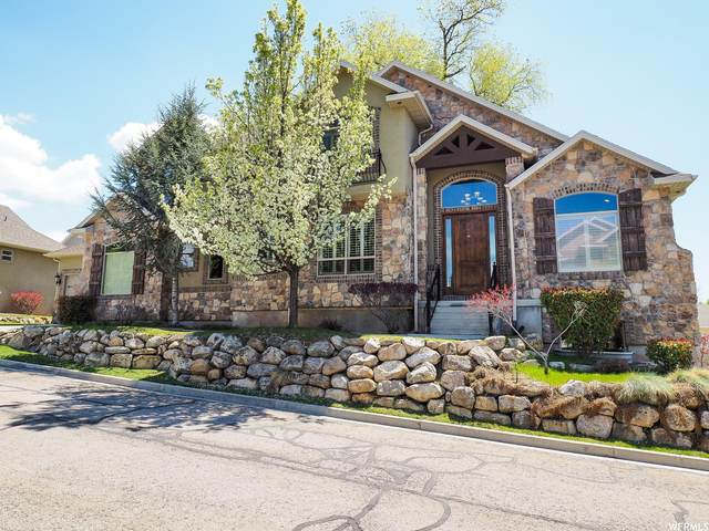 612 E Kirstys Ln S, Salt Lake City, UT 84107 (#1740458) :: Big Key Real Estate