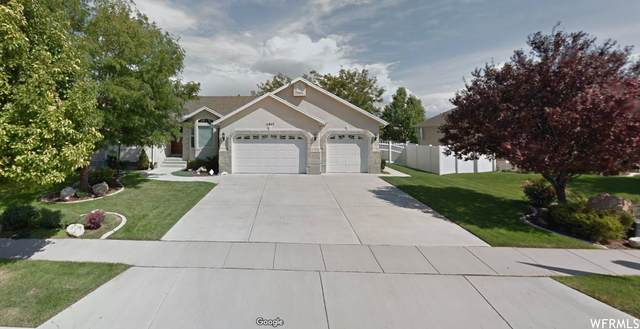 11847 S 3770 W, Riverton, UT 84065 (#1740459) :: Big Key Real Estate