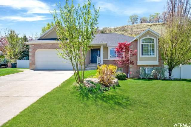 8092 S Juniper Ct, South Weber, UT 84405 (#1740462) :: Big Key Real Estate