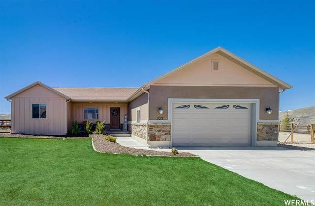 523 River Bluffs Drive Dr, Francis, UT 84036 (MLS #1740464) :: Summit Sotheby's International Realty